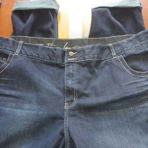Lane Bryant skinny jeans SIZE 28